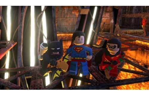 Lego Batman 2 Dc Super Heroes - Xbox360