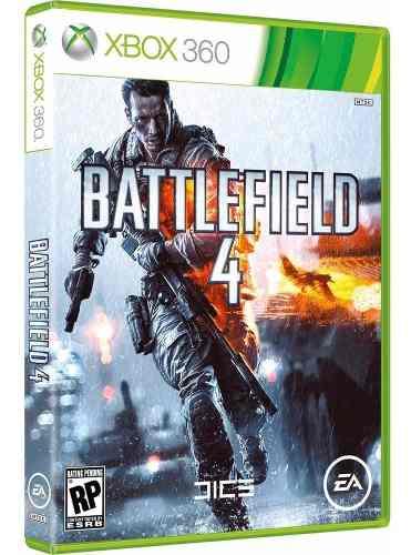 Battlefield 4 - Xbox360