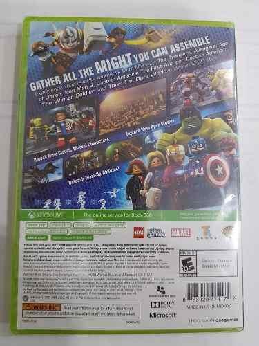Lego Marvel Avengers - Xbox360