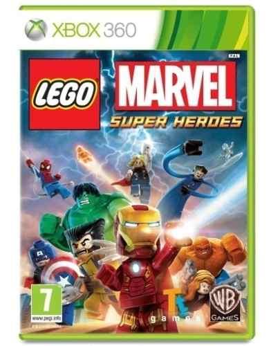 Lego Marvel Super Heroes - Xbox360
