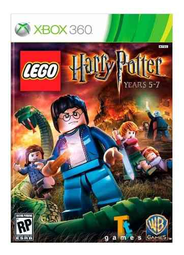 Lego Harry Potter Years 5-7 - Xbox360