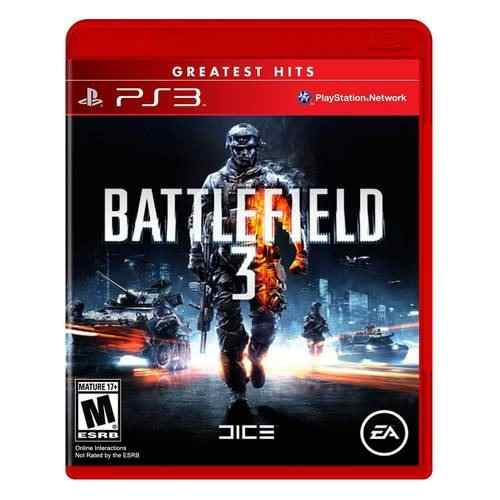 Battlefield 3 Greatest Hits Ps3
