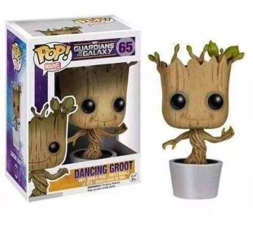 Funko Pop Dancing Groot 65