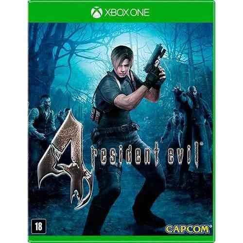 Jogo Resident Evil 4 (Remasterizado) - Xbox One