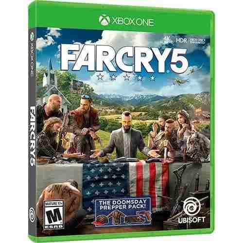 Farcry 5 XboxOne