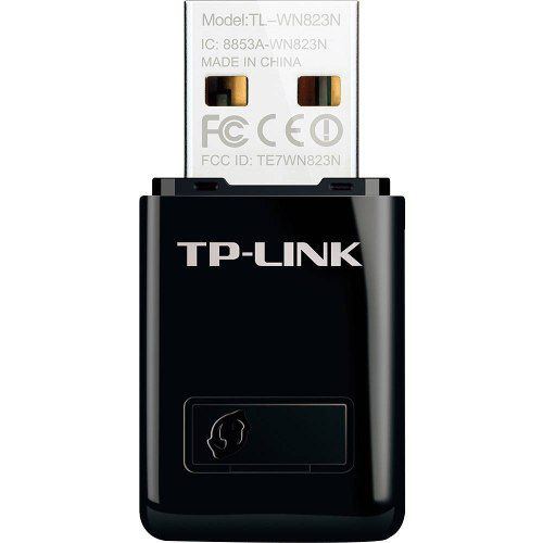 Mini Adaptador Usb 300mbps Antena Interna Tl-wn823n Tp-link