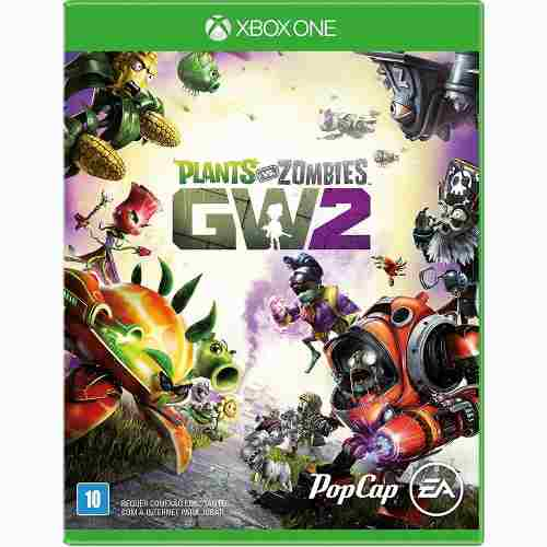Plants Vs Zombies Gw2 XboxOne