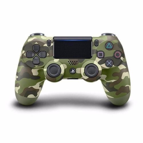 Controle PS4 Dualshock 4 Green Camouflage - Sony