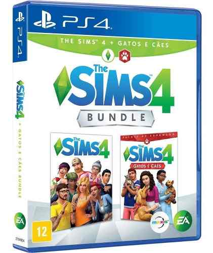 The Sims 4 Bundle Cães E Gatos - PS4