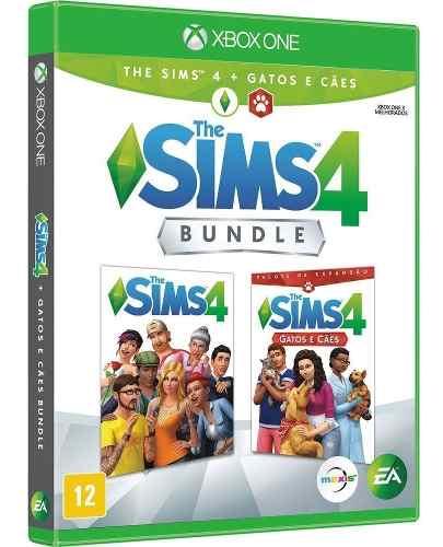 The Sims 4 Bundle Gatos E Cães Xbox One