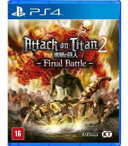 Attack On Titan 2: Final Battle - PS4