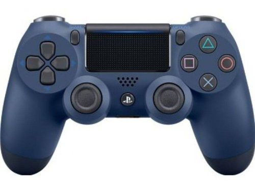 Controle Ps4 Dualshock 4  Midnight Blue