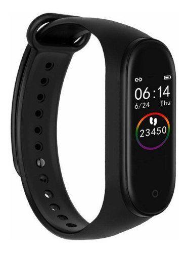 Smart Watch M4 Pulseira Inteligente C/ Monitor Cardíaco