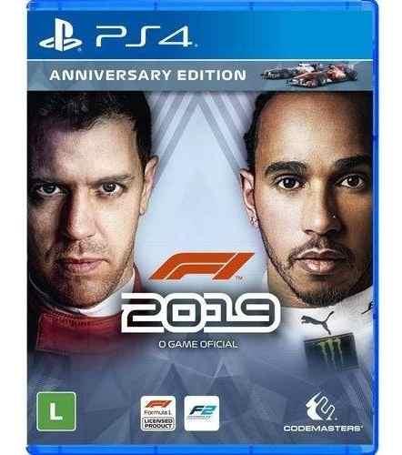 Fórmula 1 2019 PS4