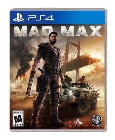 Mad Max - Ps4 Seminovo