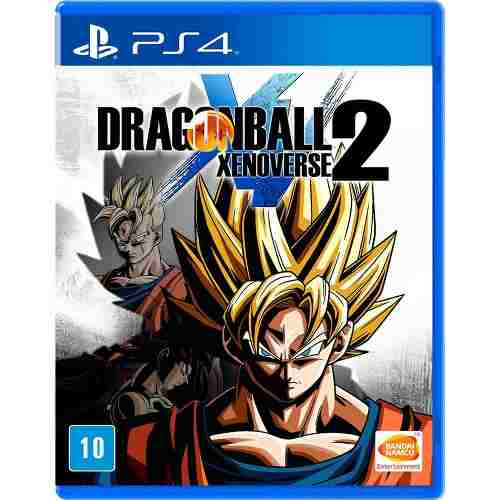 Jogo Dragon Ball Xenoverse 2 - PS4