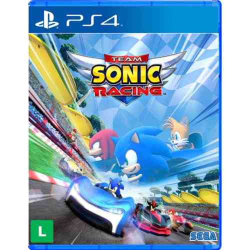 Team Sonic Racing – PS4
