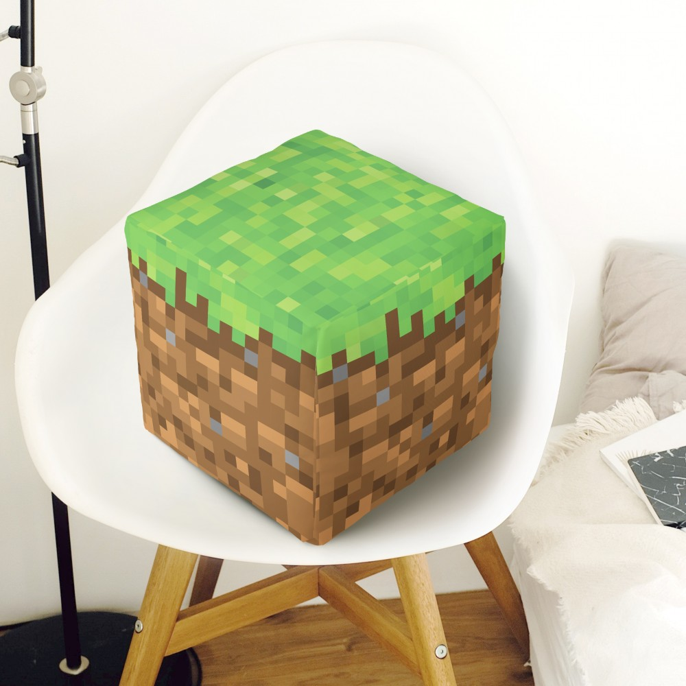 Almofada Cubo Minecraft