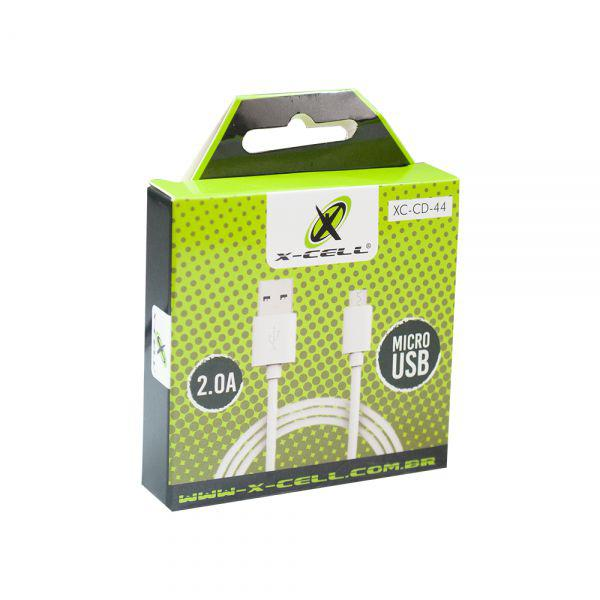 Cabo Micro USB 2.0A X-cell xc-cd-44