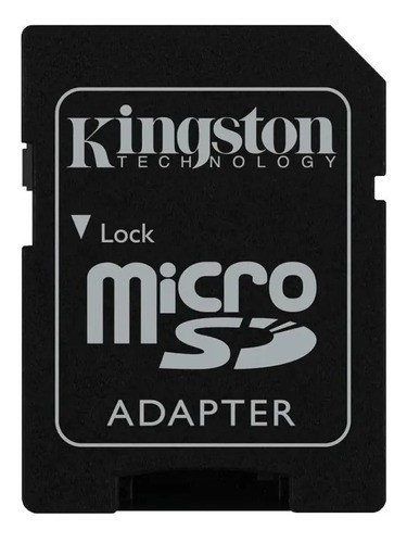 Cartão De Memória 16gb Kingston Microsd 100mb/s A1 Original