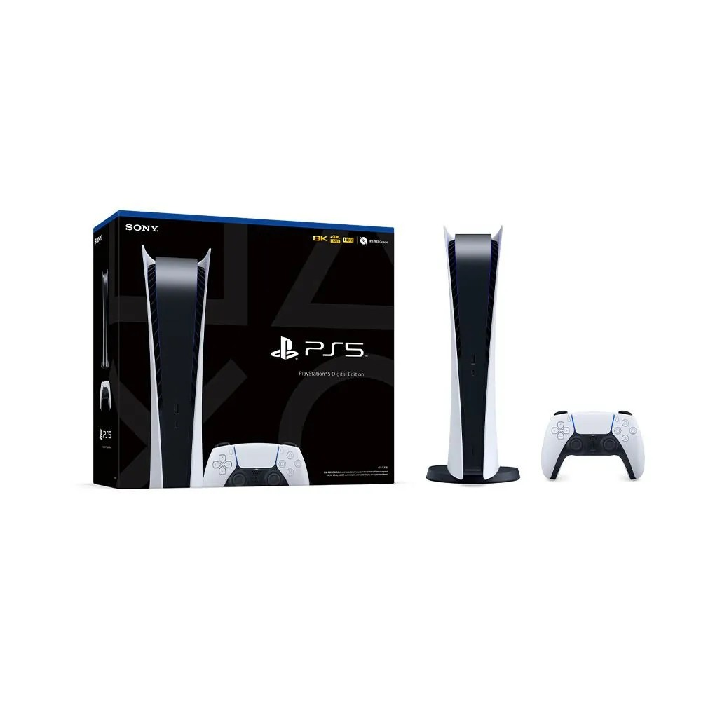 Console PlayStation® 5 all Digital Edition - Sony