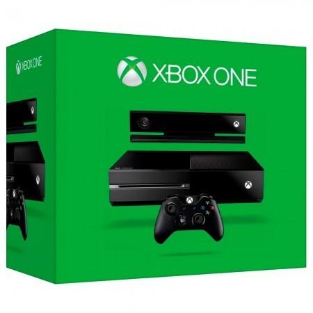 Console Xbox One 500GB com Kinect Microsoft
