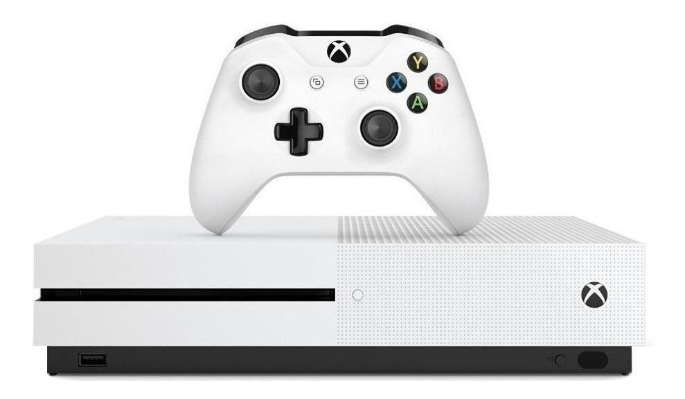 Console Xbox One S 1tb + Controle + Jogo Gears V