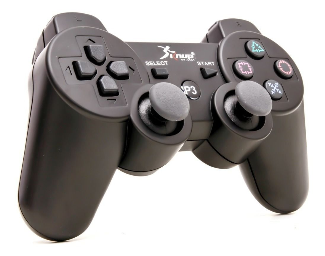 Controle PS3 Dualshock Knup KP-4021