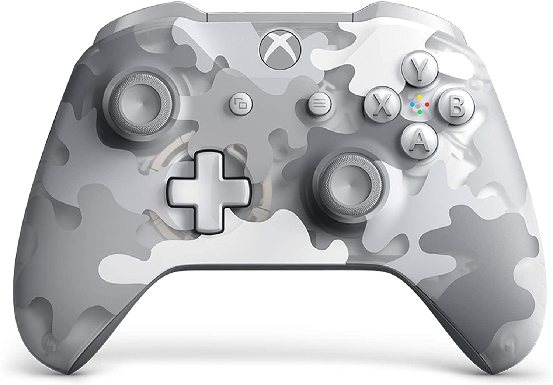 Controle Xbox One Arctic Camo