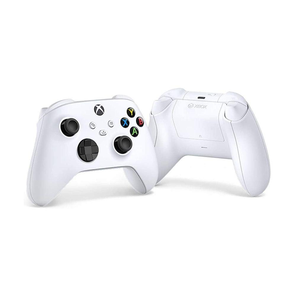 Controle Xbox Series X / Xbox Series S - Robot White Branco