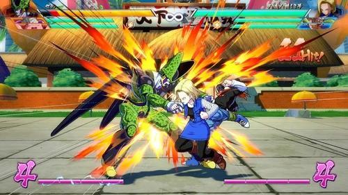 Dragon Ball Fighter Z - Mídia Física Original Ps4 Seminovo