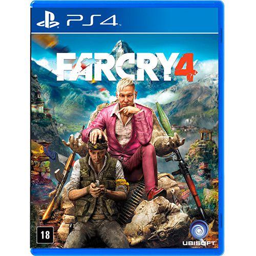 Farcry 4 – PS4