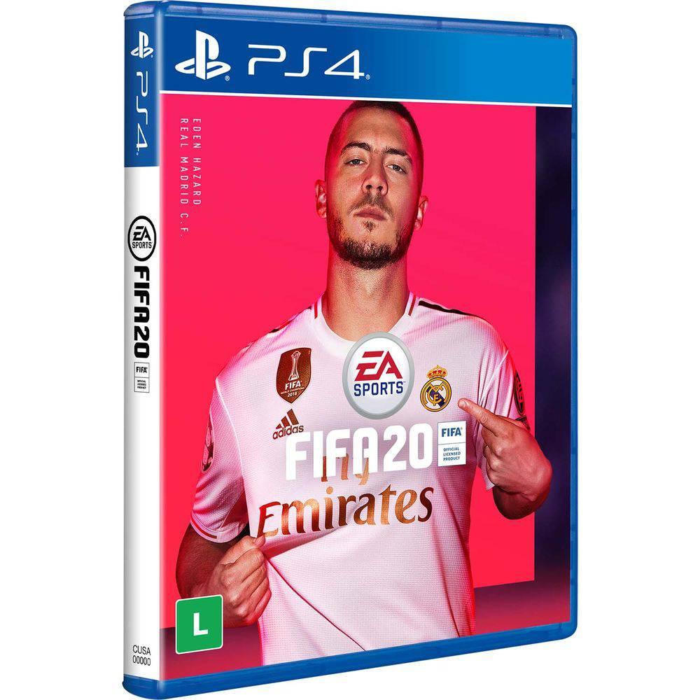 Jogo Fifa 20 (Standard Edition) - PS4