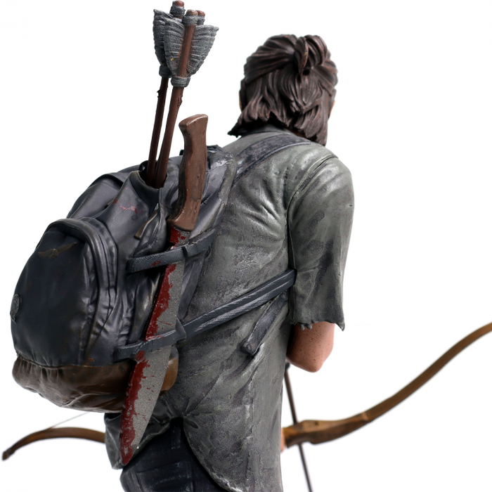 FIGURE - THE LAST OF US II - ELLIE COM O ARCO(WITH BOW)