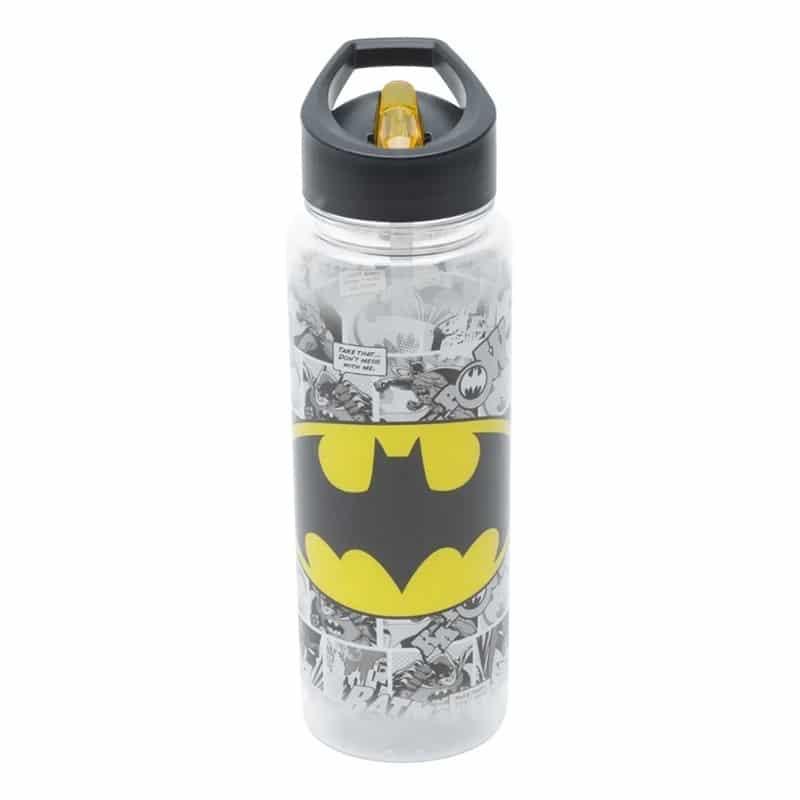 Garrafa Squeeze Batman Comics
