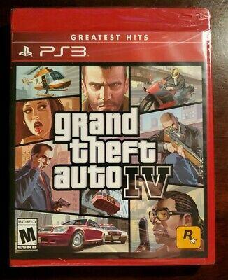 Grand Theft Auto Iv Gta Ps3