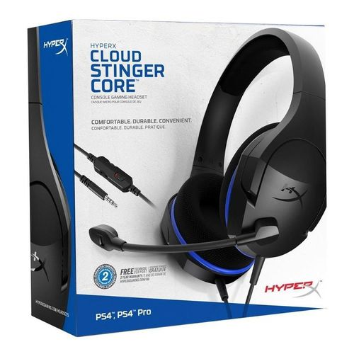 Headset Gamer HyperX Cloud Stinger Core PS4/Xbox One