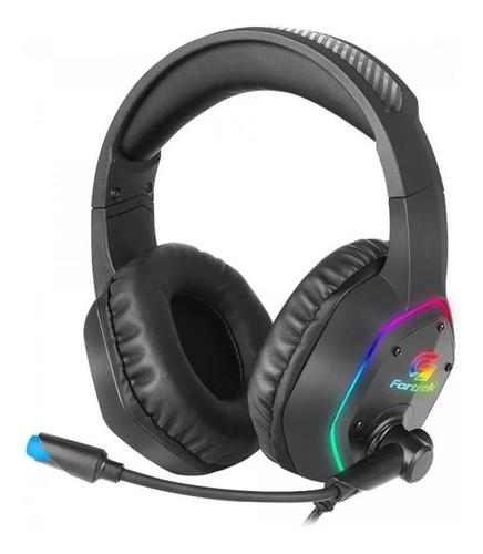 Headset Gamer Led RGB Blackfire Ps4/XboxOne/Celular Fortrek