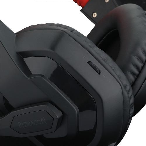Headset Gamer Redragon Ares H120 Com Adaptador P3