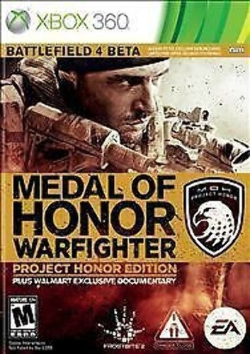 Jogo Medal Of Honor Warfighter - Xbox360