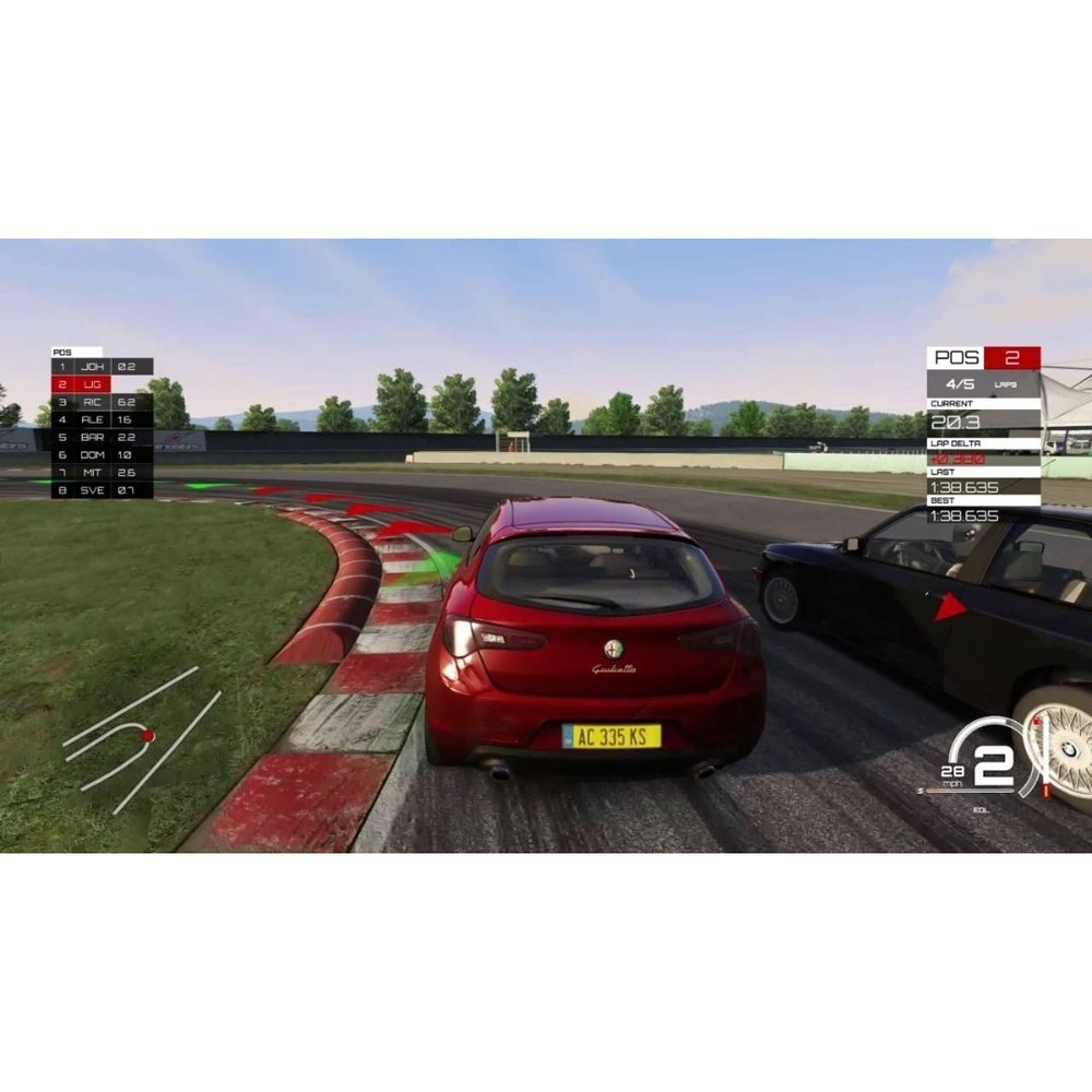 Jogo Assetto Corsa Your Racing Simulator - Ps4