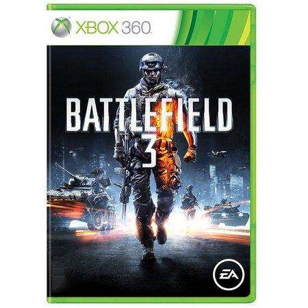 Jogo Battlefield 3 - Xbox 360 (seminovo)