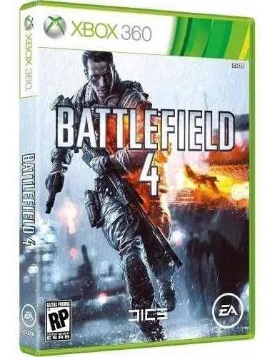 Jogo Battlefield 4 Xbox360