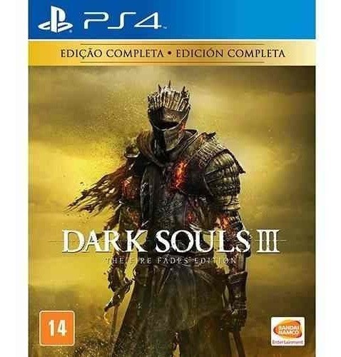 Jogo Dark Souls III Edição Completa - PS4