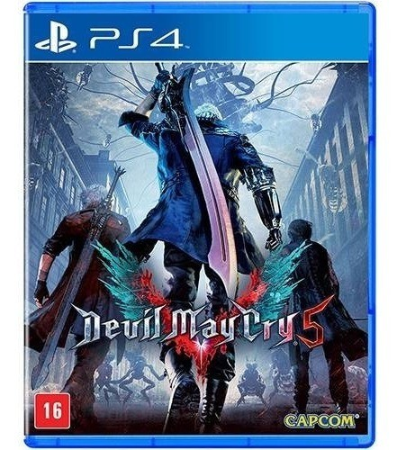 Jogo Devil May Cry 5 PS4