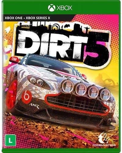 Jogo Dirt 5 XboxOne