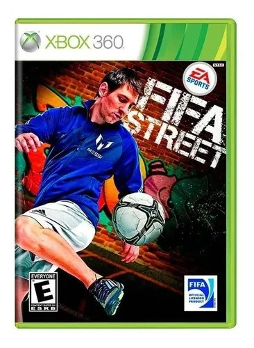 Jogo Fifa Street Xbox 360
