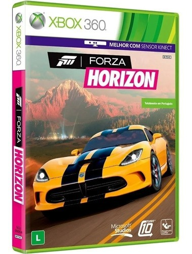 Jogo Forza Horizon Xbox 360 - Original