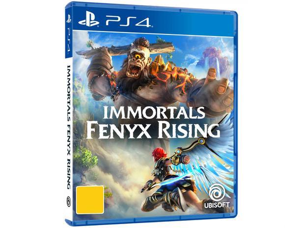 Jogo Game Immortals Fenyx Rising  PS4