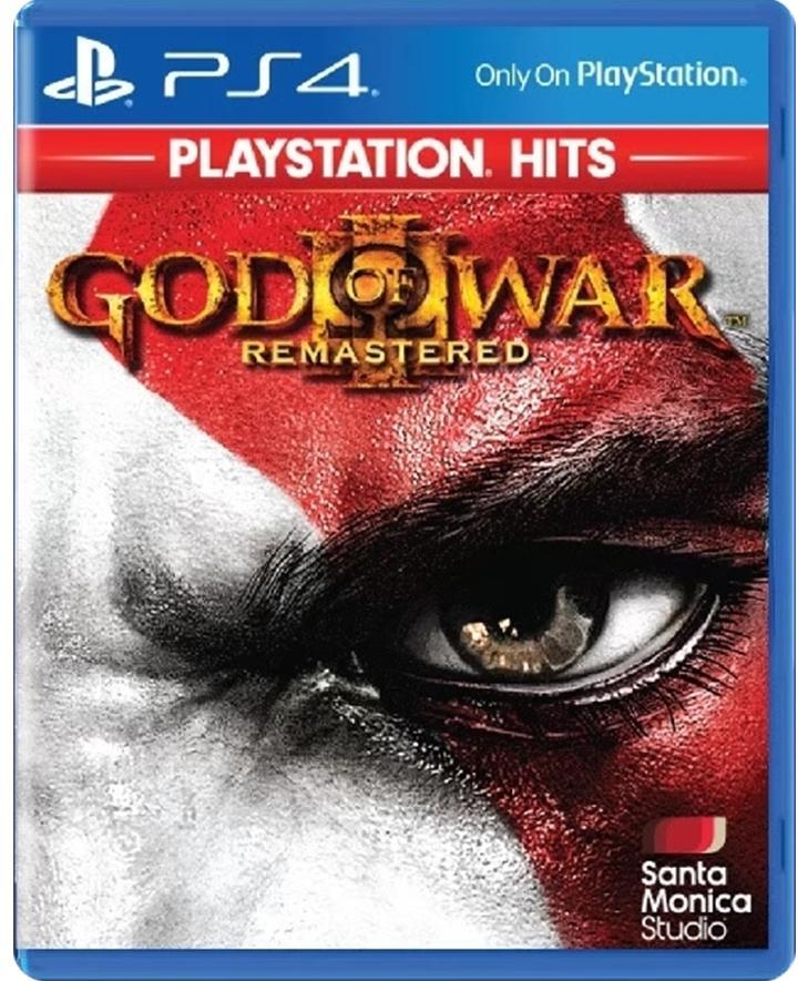 Jogo God Of War 3 (Remastered) - Ps4